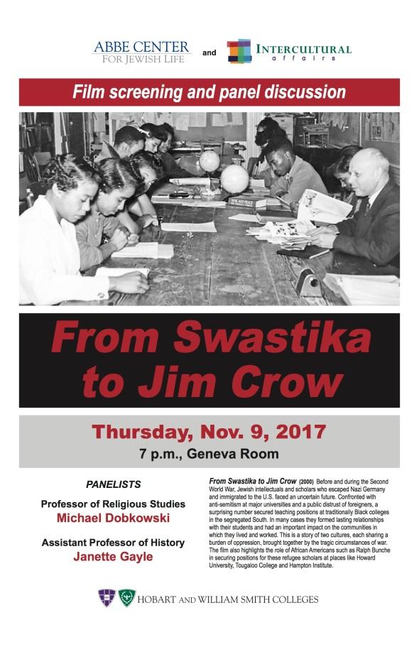 FromSwastikatoJimCrowFilmScreeningF2017