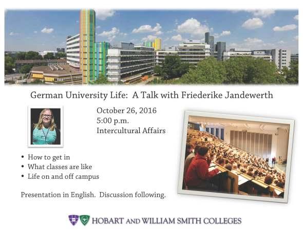 german-university-life