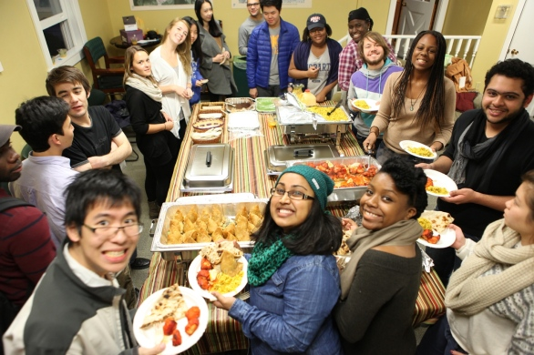 International Student Monthly Dinner 2-SMALL