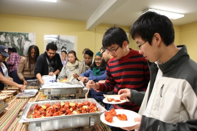 International Student Monthly Dinner-SMALL