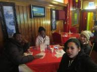 Dinner Night Out-- at Wing Tai's