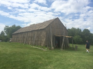 Native American Long House