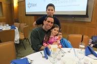 Professor Justin Miller & family