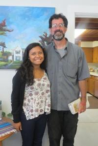 Richard Witt and Gabriela Quintanilla