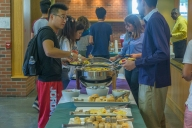 New International Students Breakfast 0015