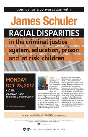 Racial Disparities J Schuler F2017