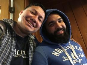 Emmitt Mendoza-Gaspar & Adonis Cruz H'17