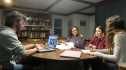 Writing Fellows, Sundays from 7-9 p.m.
